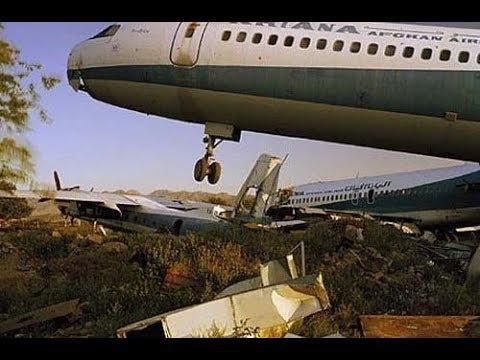 5 حوادث طائرات في 3 دول خلال يناير