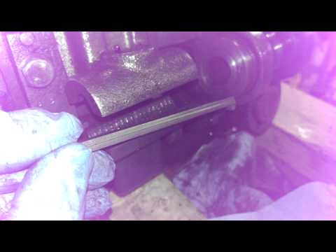 Worm gear play in South Bend lathe