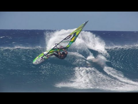 windsurfing extreme con jason polakow
