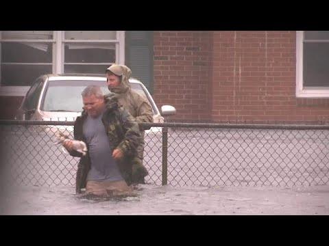 ΗΠΑ: Στους επτά οι νεκροί από τον τυφώνα Φλόρενς, σύμφωνα με τοπικά ΜΜΕ…
