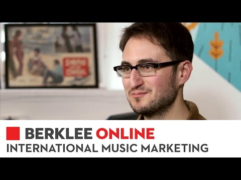 Berklee Online Course Overview | International Music Marketing: Developing Your Music Career Abroad