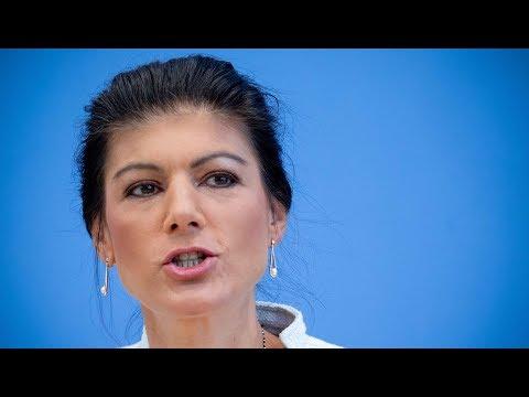 Bewegung »Aufstehen«: Sahra Wagenknecht zieht sich au ...