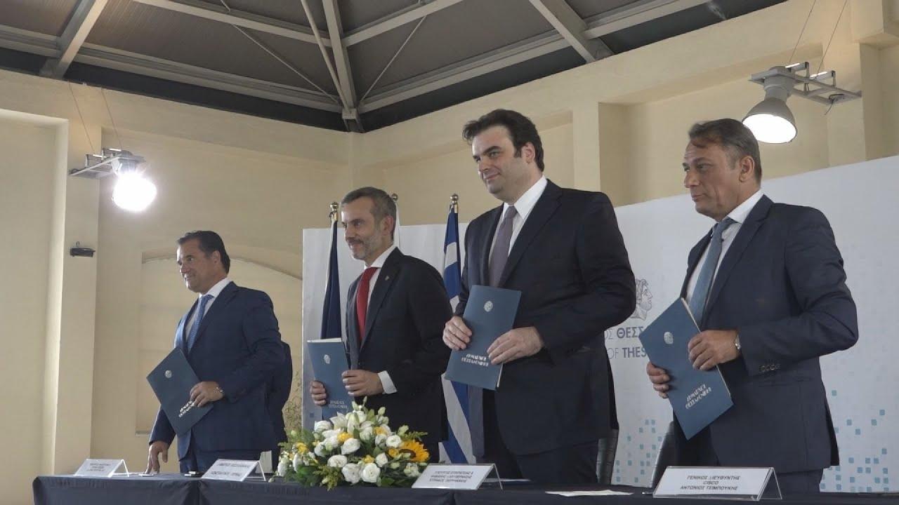 Σε ένα προνομιακό κλαμπ 15 έξυπνων πόλεων μπαίνει η Θεσσαλονίκη