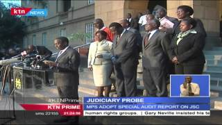 Court Of Appeal To Rule On Judges' Retirement Age