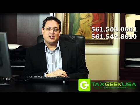 Income Tax Preparation Service Delray Beach fl TAX GEEK USA