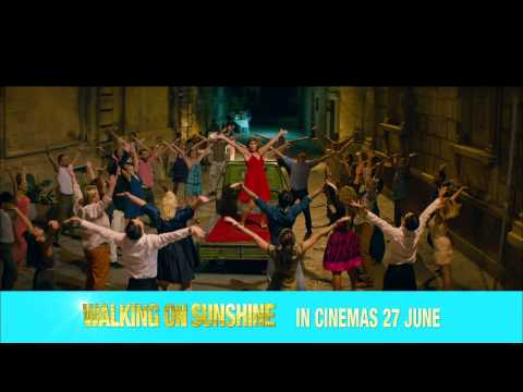 Walking on Sunshine TV Spot 'Quotes'