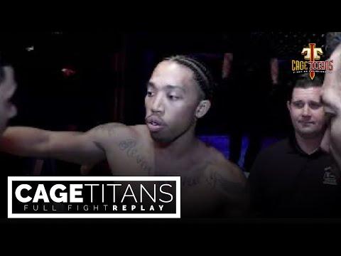 Cage Titans XXIX: Jose Atiles vs Jurrell Laronal