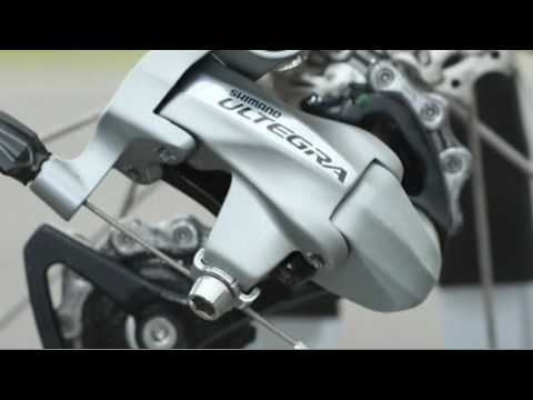Shimano Ultegra 6700 - first ride