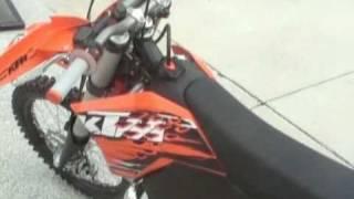 3. 2010 KTM 300 XC-W