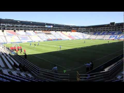 World Cup: Estadio Hidalgo