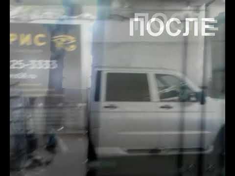 Тент с рекламой и ворота Осирис Пензатент г.Пенза