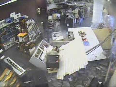 Car Crashes into a Music Store - Williamson Music!   Music Stores in Springfield MO