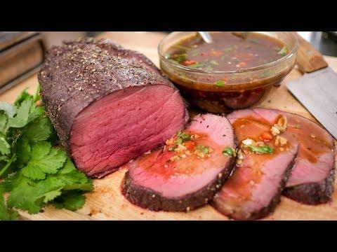 Roast Beef & Thai-Style Gravy! - Hot Thai Kitchen
