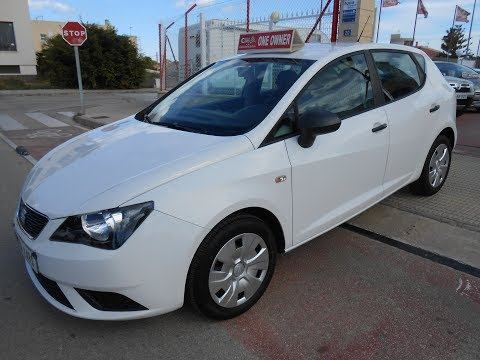 See video Seat IBIZA 1.2i REFERENCE ECO
