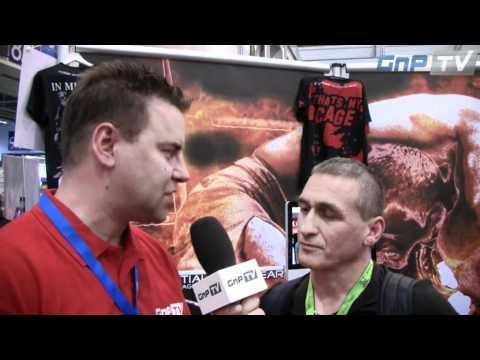 FIBO 2012: Giuseppe De Mitri spricht über Dr. Theiss vs. Fucz