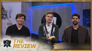 The Review | GRF vs G2 by League of Legends Esports
