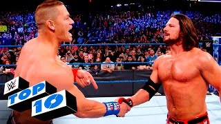 Nonton Top 10 Smackdown Live Moments  Wwe Top 10  Dec  27  2016 Film Subtitle Indonesia Streaming Movie Download