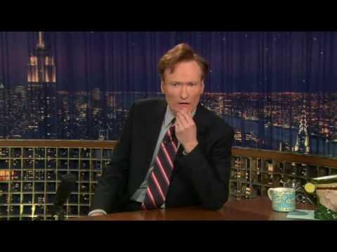 Conan supports Tarja Halonen