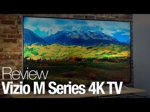 Vizio M Series 4K LED TV Review (2015)