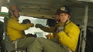 ヒーローそのもの!巨大山火事を止めた、たった20人の男達/映画『オンリー・ザ・ブレイブ』本編映像