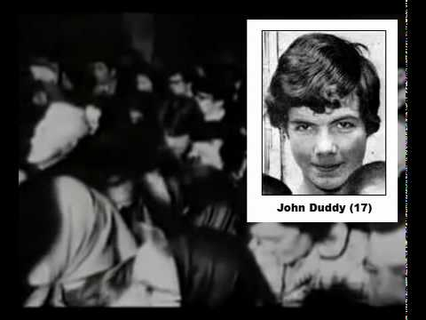 Derry : Bloody Sunday