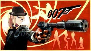 Agent Double-O Samus