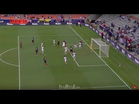 Tin Thể Thao 24h Hôm Nay (19h- 12/7): Kết Quả Bảng A Gold Cup 2017 - Canada Chia Điểm Với Costa Rica - Thời lượng: 9:10.