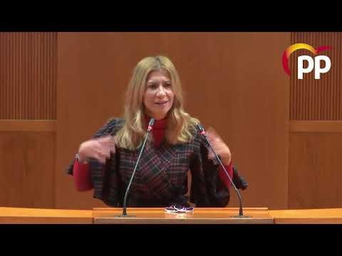 Vaquero pide al Gobierno de Aragón que aborde ya l...