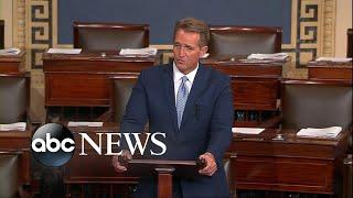 2 Republican senators take on Trump