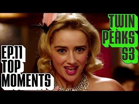 [Twin Peaks] Season 3 Episode 11   Top Mo