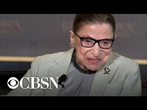 Ruth Bader Ginsburg's broken ribs