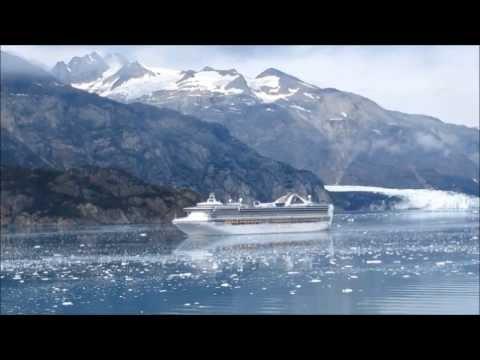 NCL Sun Cruising Glacier Bay Alaska