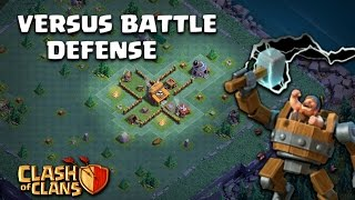 Video Clash of Clans 'BEST' Town hall 2 (Th2) Builder's Base New Versus Battle Update CoC Defense Layout MP3, 3GP, MP4, WEBM, AVI, FLV Mei 2017