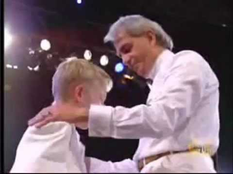 Benny Hinn - FIRE Falling on Kids (2)