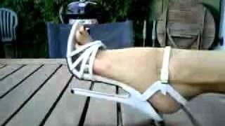 Christinas Very Sexy Stilettos High Heels Sandals!