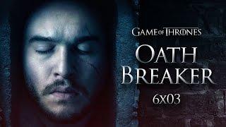 Neste vídeo ao vivo, uma análise do terceiro episódio da sexta temporada de Game of Thrones: Home. GAME OF THRONES S06E03 - OATHBREAKER Daenerys encara seu d...