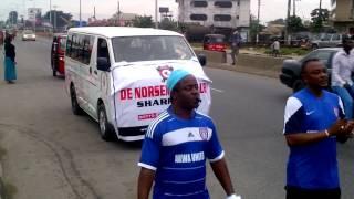 Uyo Nigeria  City new picture : Norsemen Klub Internation, Sharks Patrol, Uyo, Akwa Ibom State.