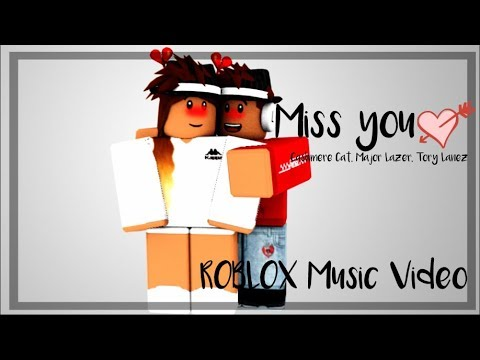 Miss You - Cashmere Cat, Major Lazer, Tory Lanez || ROBLOX Music Video