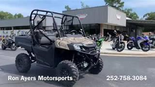 8. 2020 Honda Pioneer 700 Deluxe