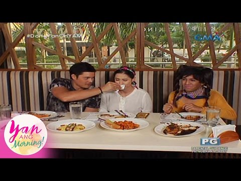 Yan ang Morning!: Marian opens up on Yan ang Morning! stint