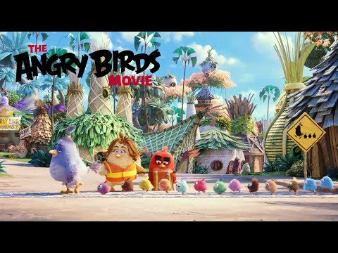 Angry Birds (Clip 'Crossing Guard')