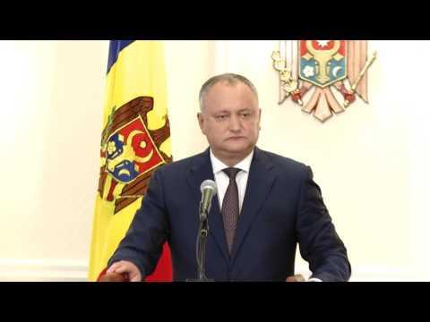 Igor Dodon a prezidat ședința de creare a Consiliului societății civile pe lîngă Președintele Republicii Moldova