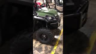 4. Honda Pioneer 1000- 5 seat power steering walk around. 2018 green non deluxe