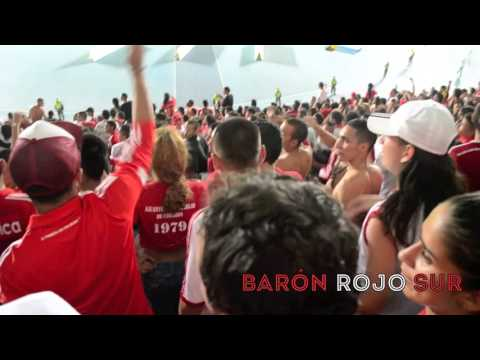 Saludo a Oreste Sangiovanni de parte de la hinchada más grande Colombia - Baron Rojo Sur - América de Cáli