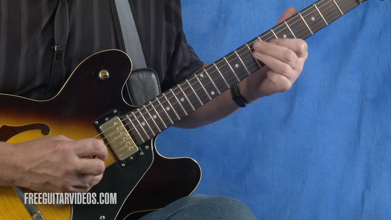 Beginner Electric Guitar Lick Lesson