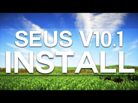 [1.7.5 & 1.7.4] Official Install Guide Sonic Ether's Unbelievable Shaders v10.1 (видео)
