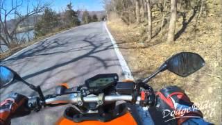 9. 2014 Yamaha FZ-09 - Engine Break-In Theory