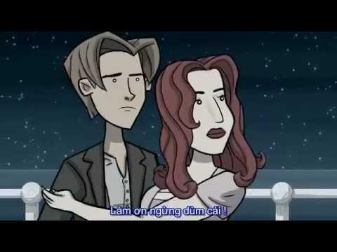 Clip hài hước 2013 – Chuyện tình Titanic phải diễn ra như thế này