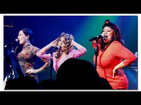 Video Haley Reinhart, Ariana Savalas & Maiya Sykes