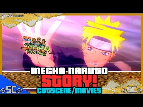 Movies - Here are all the Cutscene/Movies from the WORLD NINJA TOURNAMENT - Mecha Naruto's Story! (Without Filler) [Japanese Dub with English Subtitles] [1080p HD] Naruto Revolution Playlist Here!...